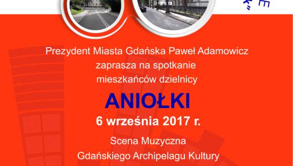 """Spotkanie obywatelskie """"Twoja dzielnica – Twój Gdańsk"""""""
