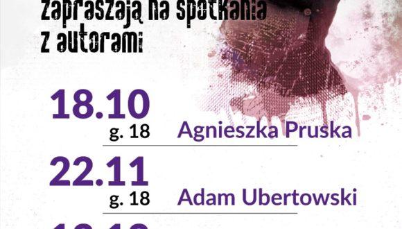 Spotkanie z Adamem Ubertowskim