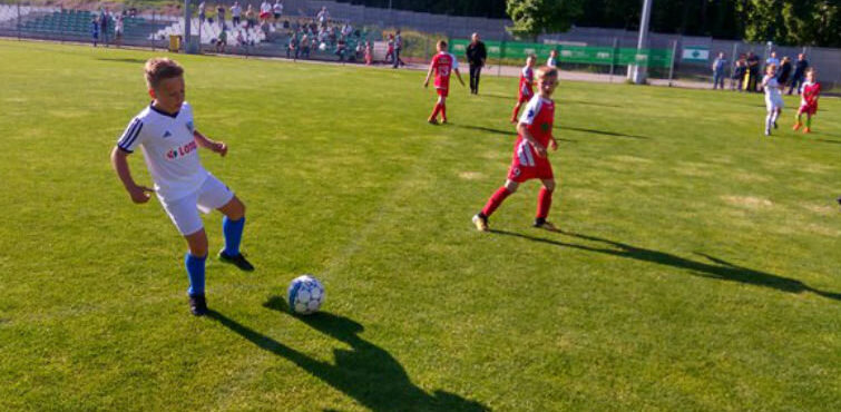 V Młodzieżowe Klubowe Mistrzostwa Gdańska piłki nożnej na Aniołkach