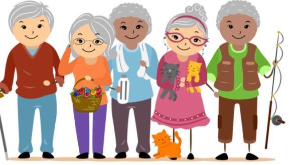Spotkania dla seniorów przy kawie i ciastkach 28-29.10.2019
