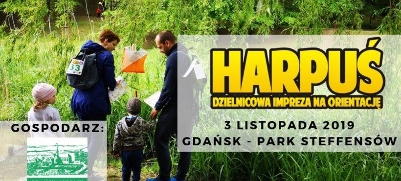 Impreza na orientację w Parku Steffensów już 3 listopada