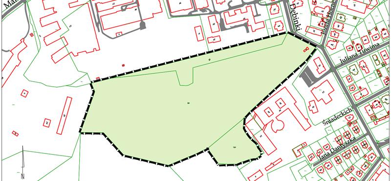 Rozpoczęcie prac nad nowymi planami zagospodarowania przestrzennego na Aniołkach