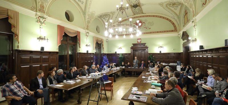 Spotkanie Przewodniczących Zarządów Dzielnic z Zastępcą Prezydent Gdańska ds. Inwestycji
