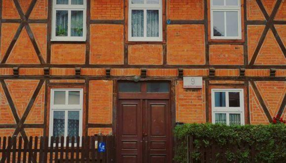 Anna Patralska - dom na ulicy Elizy Orzeszkowej