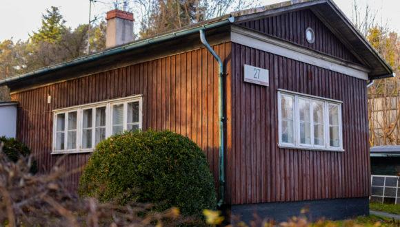 Paweł Sudara_Historyczne domki przy ul. Antoniego Giełguda