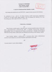 Uchwała-Apel RDA z 09012020 1-2