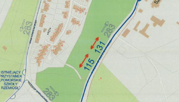 Ankieta nt. dwukierunkowego ruchu autobusów na leśnym odcinku ul. Smoluchowskiego