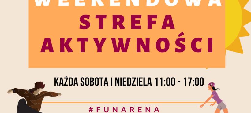 Weekendowa Strefa Aktywności na Stadionie Energa Gdańsk