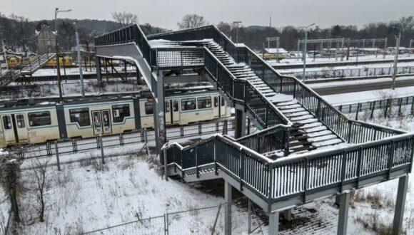 Przebudowa kładki przy SKM Gdańsk Stocznia – ogłoszenie przetargu na projekt