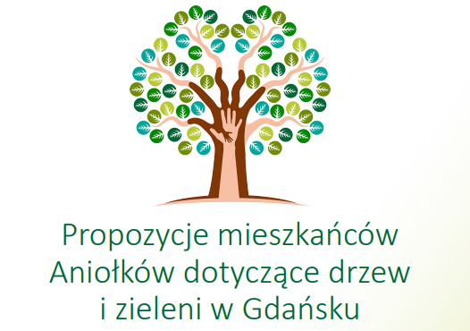 Propozycje mieszkańców Aniołków odnośnie drzew w Mieście Gdańsku