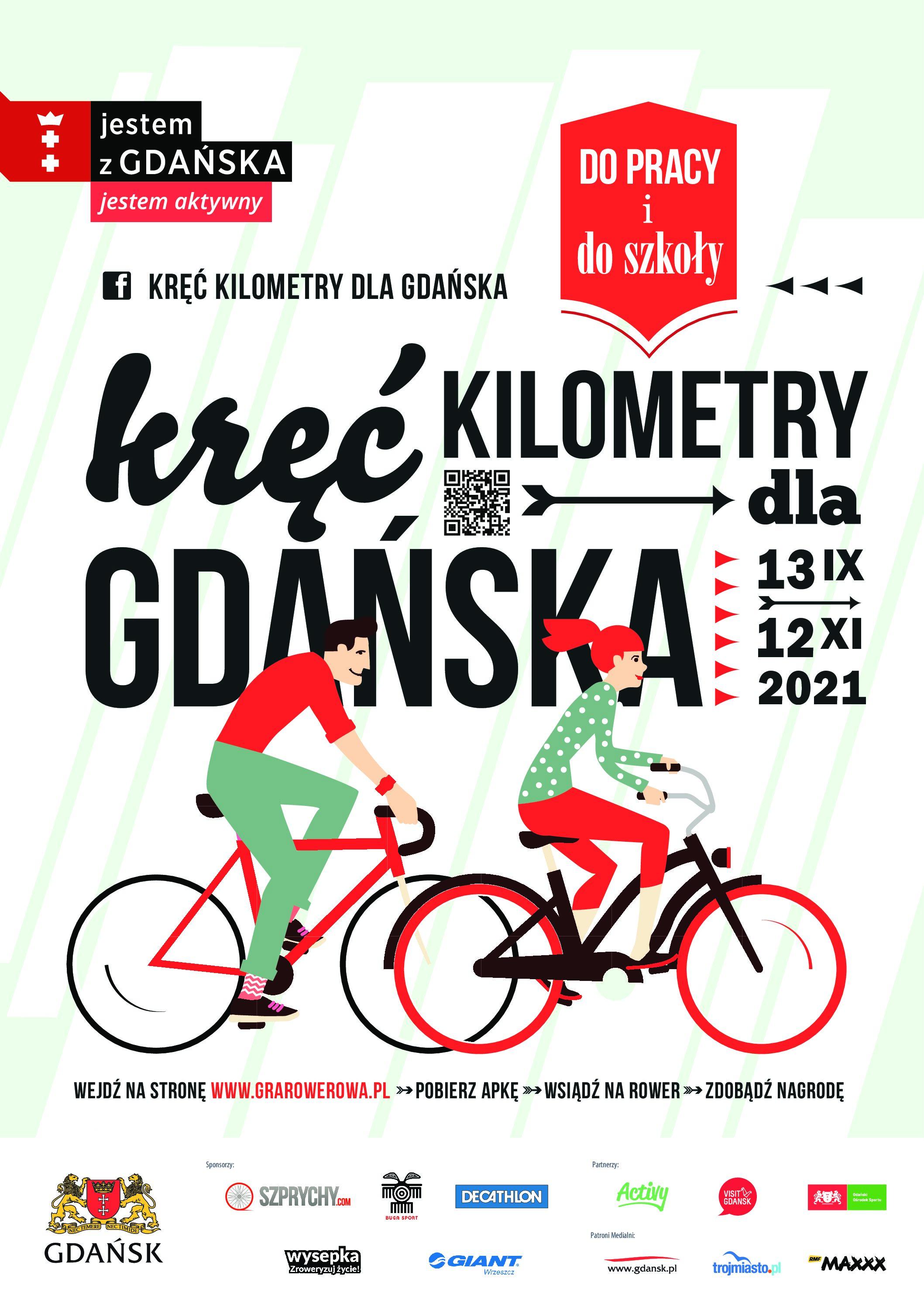 Akcja Kręć kilometry dla Gdańska